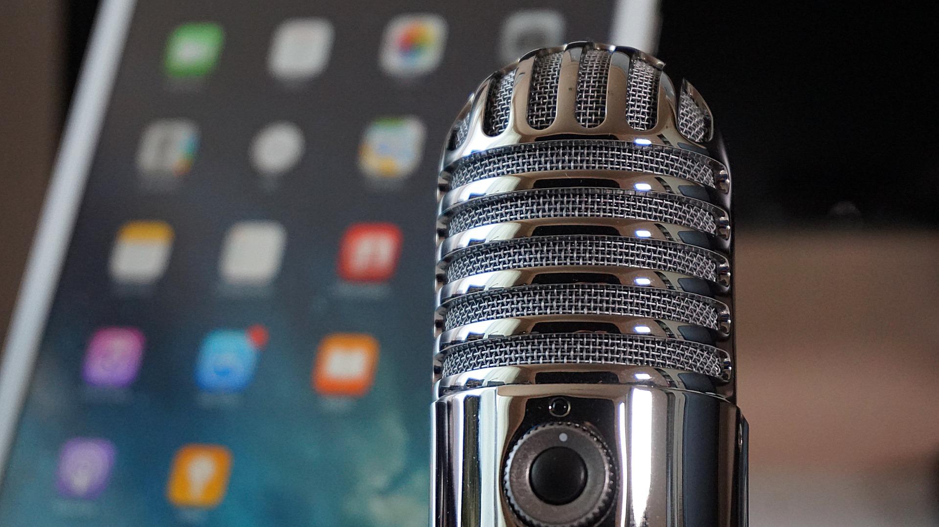 Webinar Mikrophon
